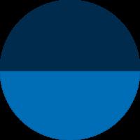 Azul Navy e Azul